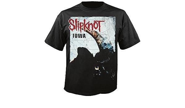 Slipknot Iowa Teaser Goat T-Shirt