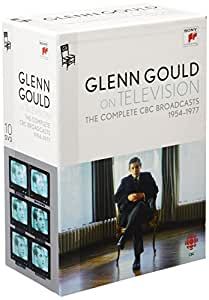 Glenn Gould on Television - The Complete CBC Broadcasts [10 DVDs]