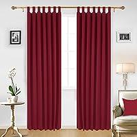 Suchergebnis auf Amazon.de für: Gardine-Vorhang - Rot / Vorhänge ...