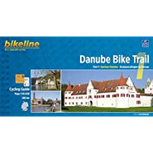 Danube Bike Trail 1: From Donaueschingen to Passau. Scale: 1.50.000. Esterbauer.