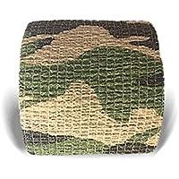 LisaCare Kohäsive Bandage Fixierbinde Selbsthaftend Elastisch - 2er Set - 5cm Breit x 4,5m dehnbar Camouflage... preisvergleich bei billige-tabletten.eu