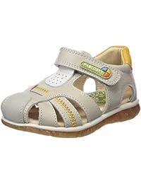 11fefec7 Piel - Sandalias y chanclas / Zapatos para niño: Zapatos y ... - Amazon.es