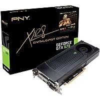 PNY BF670GTX2GEPB GeForce GTX 670 2GB GDDR5 Grafikkarte - Grafikkarten (GeForce GTX 670, 2 GB, GDDR5, 256 Bit, PCI Express 3.0)