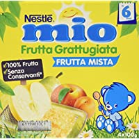 Nestlé Mio Frutta grattugiata Frutta Mista da