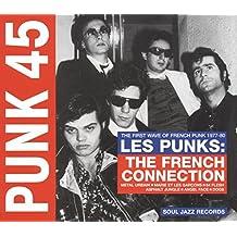 Punk 45: Les Punks! The First Wave Of French Punk 1977-1980 (2LP + D.Code) [Vinyl LP]