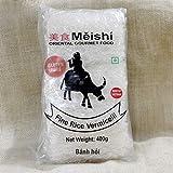 Meishi Gluten Free Fine Rice Vermicelli, 400 g Amazon Rs. 212.00