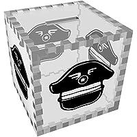 Besten Preis für Azeeda 'Hut des Piloten' Klar Sparbüchse / Spardose (MB00056141) bei kinderzimmerdekopreise.eu