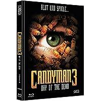 Candyman 3 [Blu-Ray+DVD] - uncut - auf 333 limitiertes Mediabook Cover B