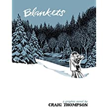 Blankets by Craig Thompson (2015-10-13)
