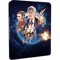 Doctor Who Spearhead from Space Steelbook UK Exclusive Limited Edition Steelbook 2000 Made Blu-ray HD Restored