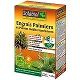 SOLABIOL SOPALMY15 Engrais palmiers et plantes méditerranéennes 1,5 Kg, Jaune