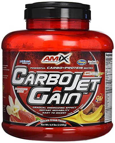 Amix Carbojet Gain