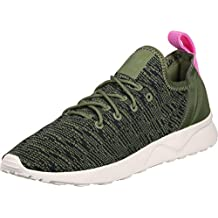low priced 53470 d3bf9 adidas ZX Flux ADV Virtue Sock W Calzado
