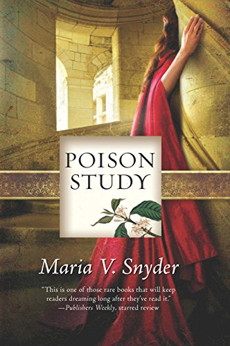 Book cover for Poison Study