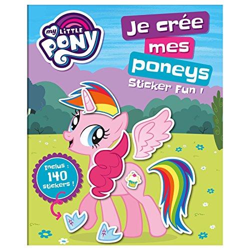 My Little Pony Movie - Activités stickers