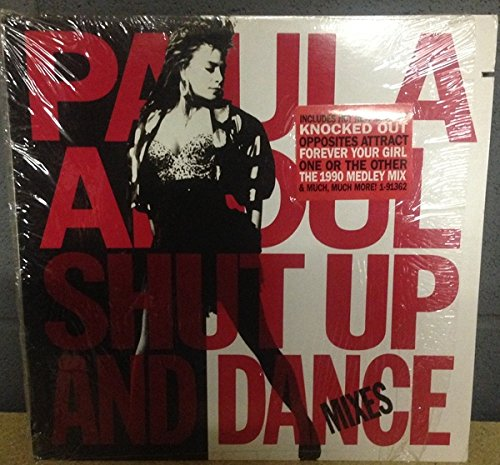 Shut up and dance-The dance mixes (1990) [Import anglais]