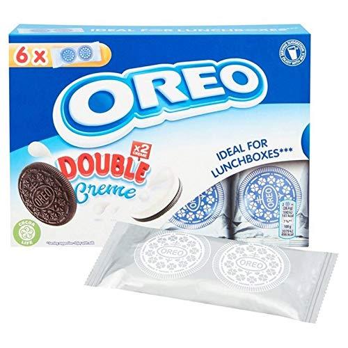 Oreo Lunchbox Double Stuff 170g