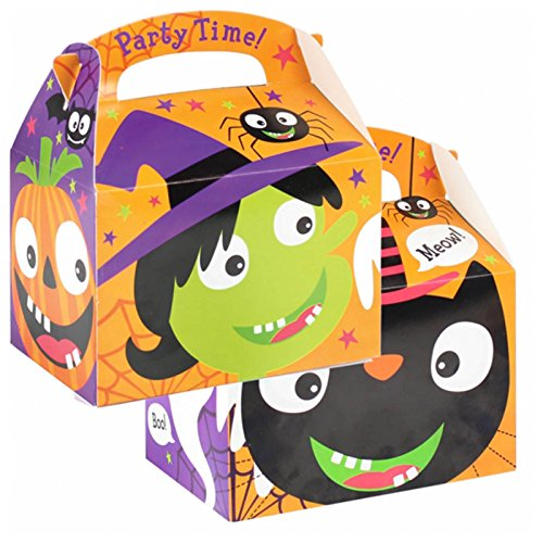 Halloween Party Boxes x15