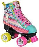 Disney Soy Luna LTD Edition Rollschuhe Rollerskates Kinder Rosa Pink Kids Mädchen Skates Inline Rollerblade