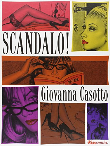 Scandalo (Kiss comix) por Giovanna Casotto