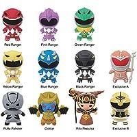 Saban 70205 Power Rangers - Llavero coleccionable, multicolor, S