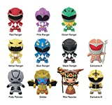 SABAN Power Rangers Blind Bag Collectible Key Rings, Multicolor, Small