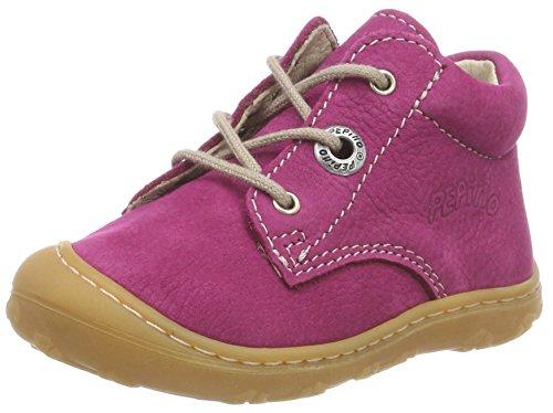 RICOSTA Baby Mädchen Cory Sneaker, Rot (Pop 320), 21 EU