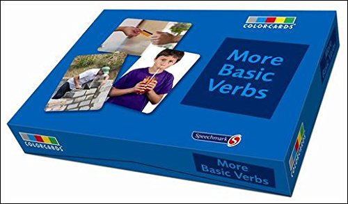 More Basic Verbs: Colorcards