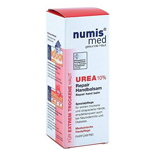 Numis Med Crème pour les mains à l'urée 10% 75 ml