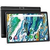 10 Pulgadas Tablet Doble SIM 3G Teléfono Llamada Tablets, Cuatro Nucleos Android 9.0 HD Pantalla táctil Tablet con 32GB ROM/1