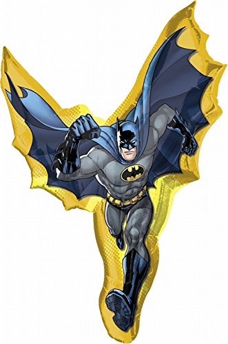 Amscan - Globo de helio Batman (Amscan International 1775301)