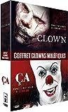 Clowns maléfiques - Coffret : Clown + Ça