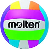 Molten MS500 Balón Voley Playa, Unisex Adulto, Neón, 5