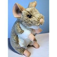 1 Chinchilla 5490 Hansa Toy Eichhörnchen 18 Plüschtier Stofftier Arktis & Antarktis