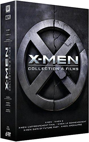coffret-x-men-trilogie-prelogie-edizione-francia