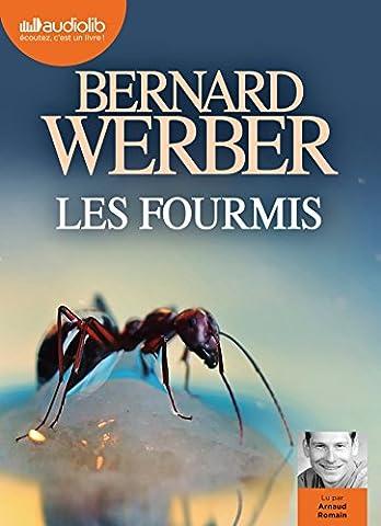 Les Fourmis: Livre audio 1CD MP3