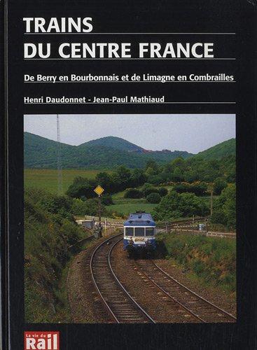 Trains du Centre France