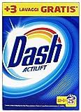 DASH Waschmittel Waschmittel 22 + 3 Waschungen klassische