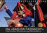 BASLER FASNACHT – Faszinierendes, schweizerisch regionales Brauchtum.CH-Version (Tischkalender 2019 DIN A5 quer): Impressionen von den «drey ... (Monatskalender, 14 Seiten ) (CALVENDO Kunst)