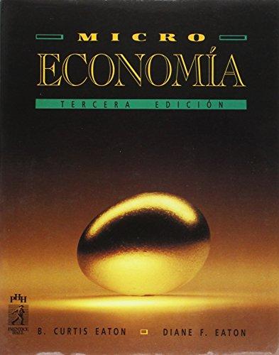 Microeconomia por EATON