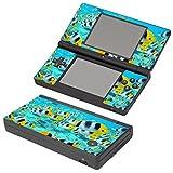Leben im Meer 10038, Ozean, Design folie Sticker Skin Aufkleber Schutzfolie mit Farbenfrohe Design für Nintendo DSi Designfolie