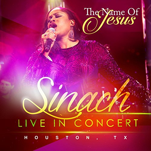The Name of Jesus: Sinach Live...