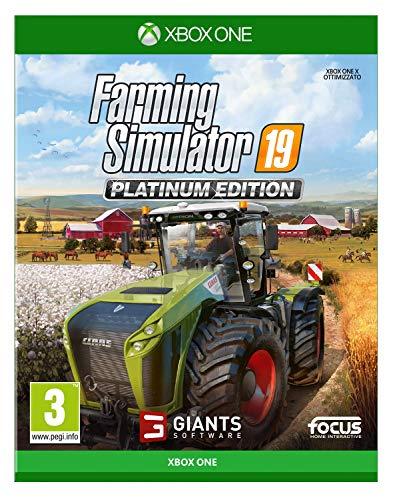 Farming Simulator 19 Platinum Edition - Platinum - Xbox One