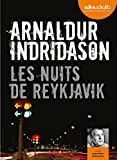 les nuits de reykjavik livre audio 1cd mp3