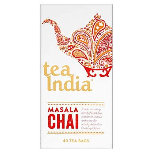 Tea India Masala Chai 40'S 100 g