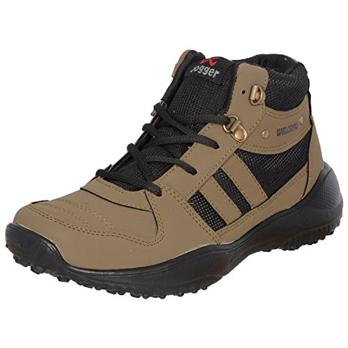 Welcome Fitness Play T Two Khaki Sports Shoes