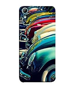 99Sublimation Designer Back Case Cover for HTC Desire 626G :: HTC Desire 626 Dual SIM :: HTC Desire 626S :: HTC Desire 626 USA :: HTC Desire 626G+ :: HTC Desire 626G Plus (parking car vintage road headlight )