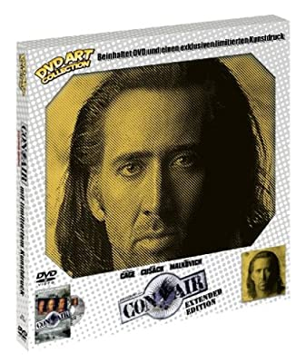 Con Air - Extended Cut (DVD Art Collection) [Limited Edition]