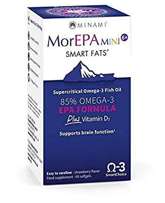 Minami Nutrition MorEPA Mini Capsules - Pack of 60 by Minami Nutrition