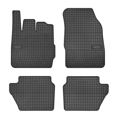 utofußmatten Fußmatten exakter Passform 4-teilig FO-0306 ()